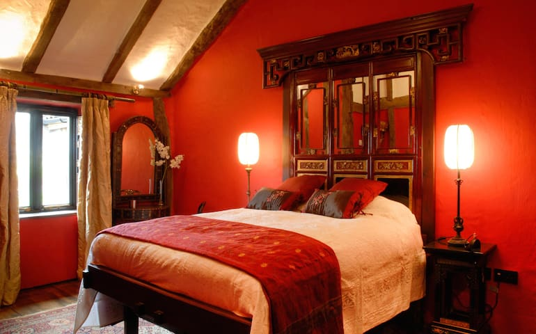 The Granary -  Oriental glamour - Westhall - Casa