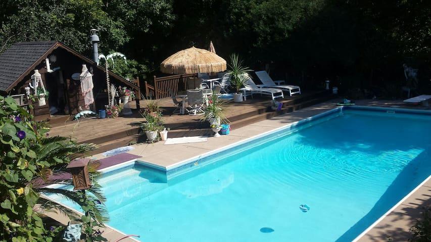 KEY NORTH resort style spacious retreat. - Saint Paul - House