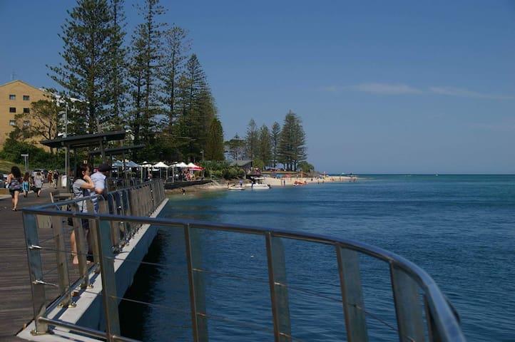 Centrally Located, Beach, Budget - Caloundra - Gästehaus