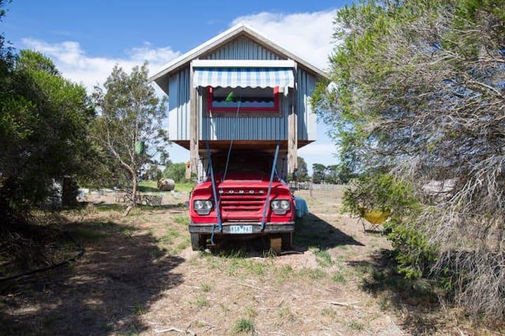 Torquay Farm Stay Studio Truck - Freshwater Creek - Appartement