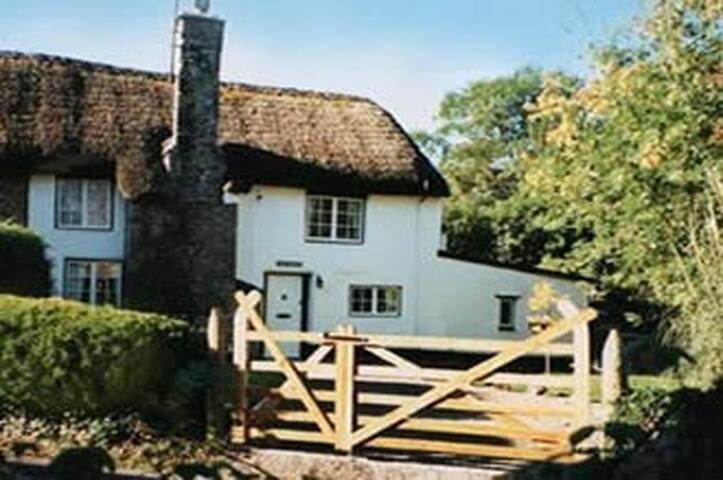 Holiday Cottage in North Devon - Alswear