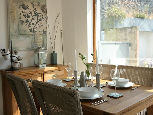Unique costal cottage for up to 4 - Treknow, Tintagel - Hus