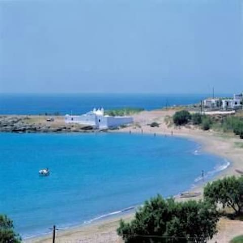Studio 50m from the beach - Tinos - Daire