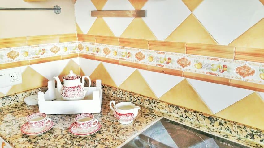 Apartamento 3 de habitaciones en Santiago de Comp. - Santiago de Compostela - Daire