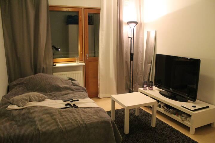 Private room - Kuopio - Lägenhet