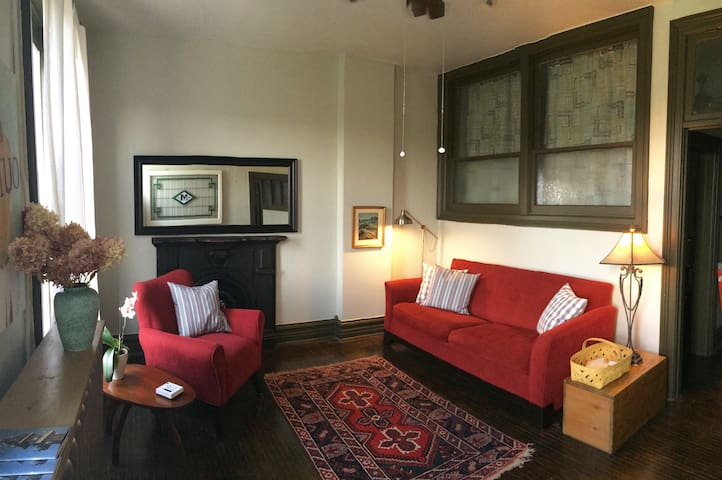 The Palmerston Downtown - Stratford - Daire