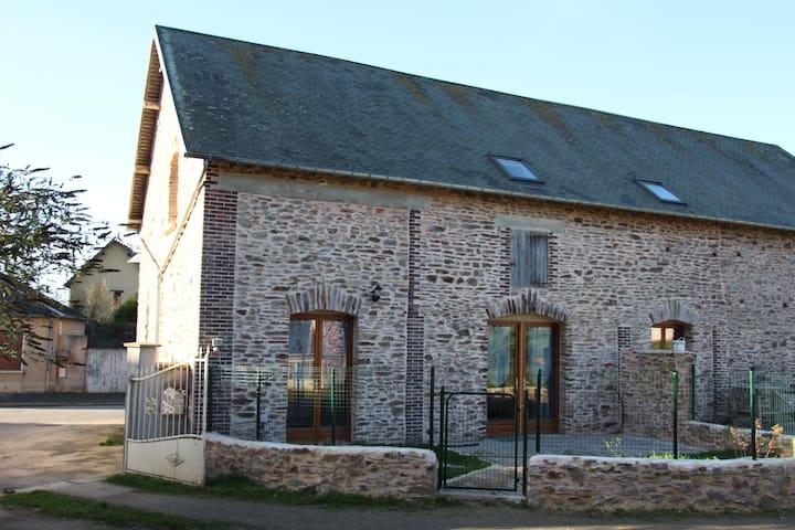 La Charetterie de la ferme de la baconnerie - Sainte-Marguerite-d'Elle - Ev