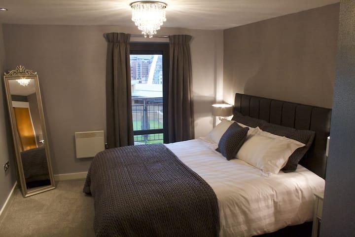 118: Luxury Newcastle/Gateshead Quayside Apartment - Gateshead