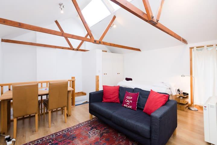 Studio Loft Apartment Cambridge City Centre - Cambridge - Loft