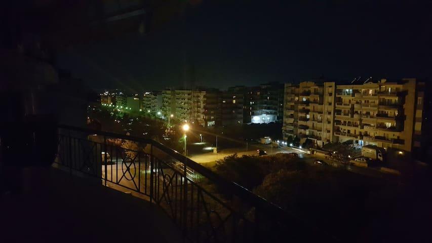 third floor apartm.with nice view - Εύοσμος