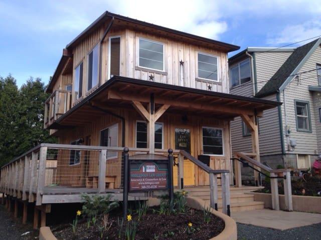 Downtown Historic Fairhaven - Bellingham - Apartamento