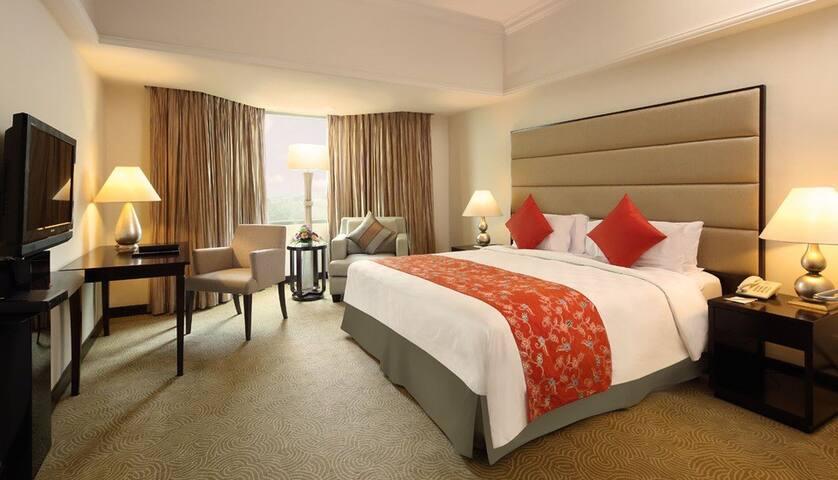 hotel terbaik di pekanbaru - Kota Pekanbaru - 連棟房屋