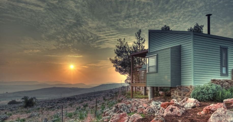 Vered Hagalil guest farm -Suite A - Chorazin