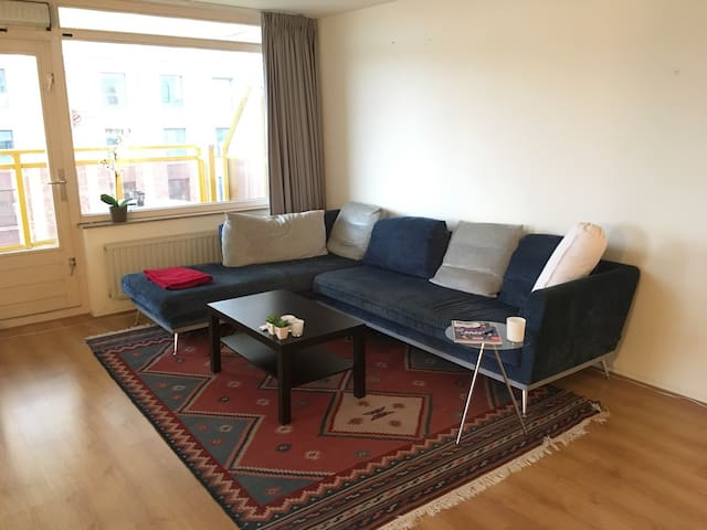 Big apartment with stunning view near the station - Eindhoven - Apartamento