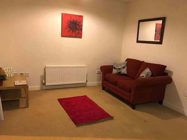 Modern one bed apartment easy access to London - Whyteleafe - Квартира