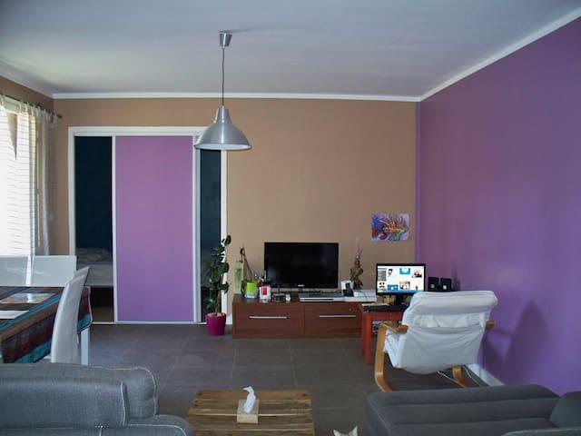 Charmant appartement en résidence - Manosque - Leilighet