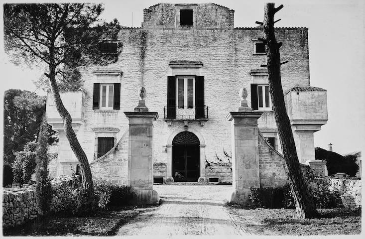 Parco del Conte B&b historic villa - Ruvo di Puglia - Bed & Breakfast