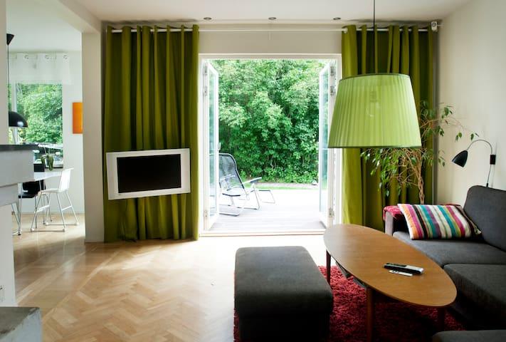 Central family villa - Södertälje - Maison