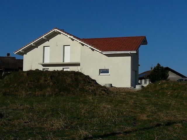 Chez Sarah et JB - Bons-en-Chablais - Hus