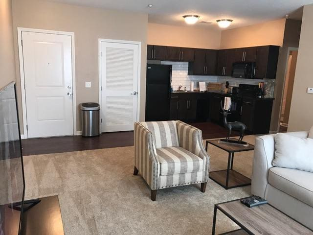 Beautiful 1-bedroom apartment in Old Town/Downtown - Wichita - Daire
