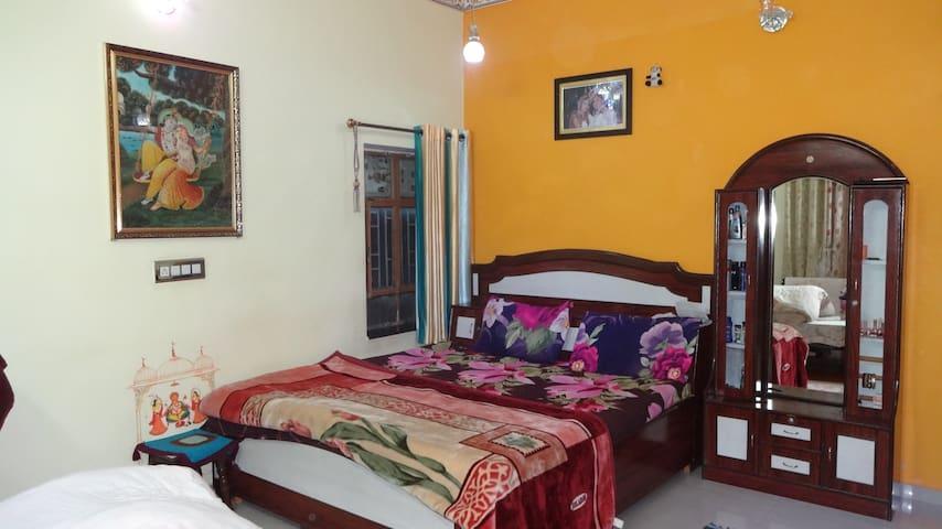 Rural living with Samode's Miniature Artists - Jaipur - Casa