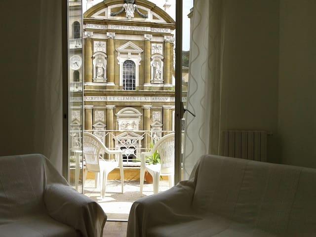 Frascati-La terrazza su San Pietro - Frascati - Apartemen