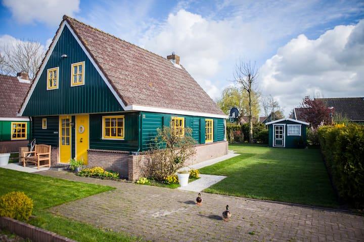 Familien-Ferienhaus in Holland - Oudesluis - Oudesluis - Hus