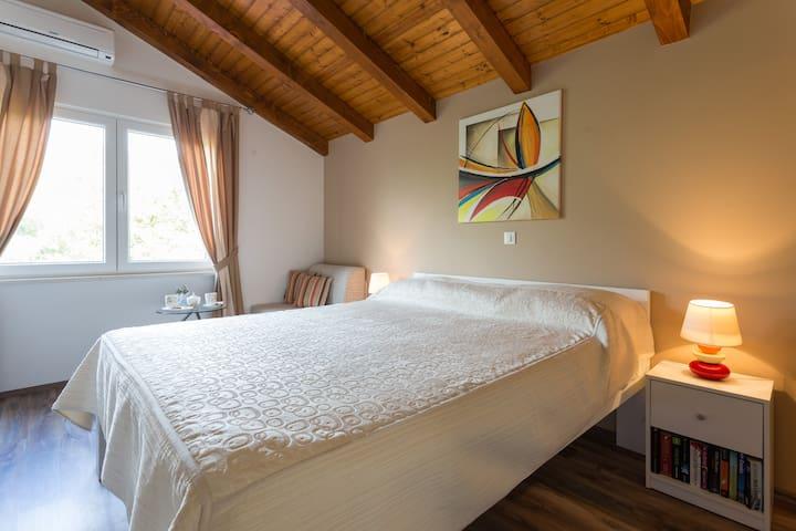 Lovely Cozy Room in Cavtat (2+1) - Cavtat - Hus