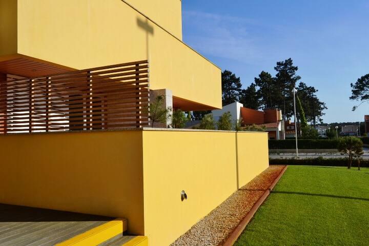 Pool House - Ovar - Lägenhet