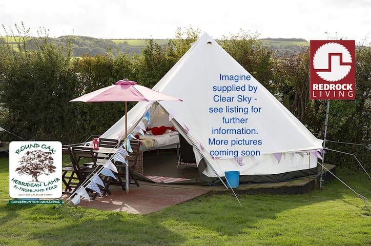 Bell Tent Glamping - Calico - Kent - Tenda