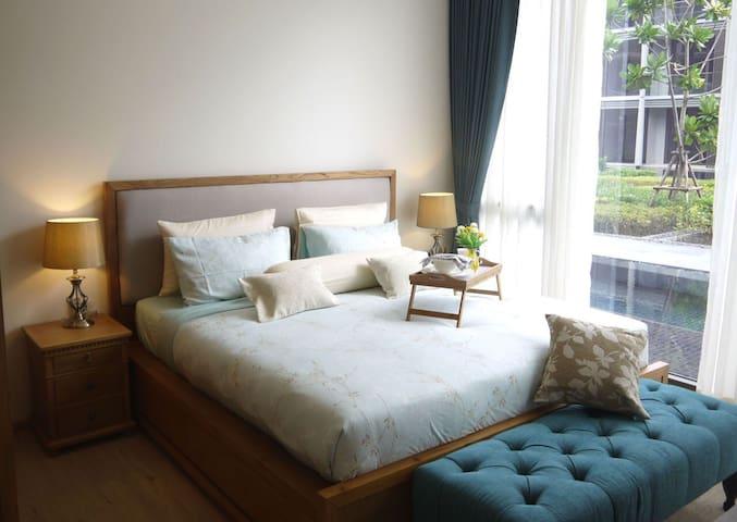 Luxury New Private Pool Apartment - Mai Khao - Apartamento