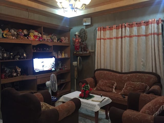 3 bedroom bungalow with big kitchen -Manaoag, Pang - Ilocos Region - Hus