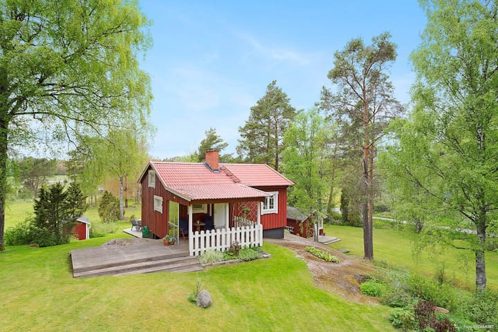 Two pastoral cottages in the Archipelago - Bergshamra - Villa