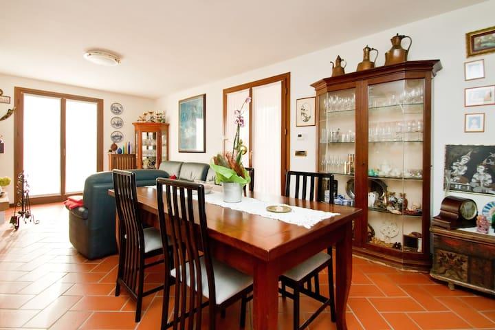Camera della Nonna - singola - San Pier D'isonzo