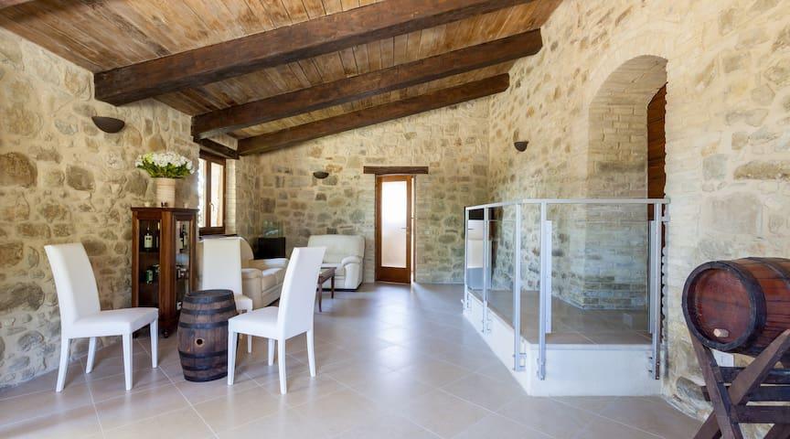 Country house near Assisi - Cannara - Гестхаус