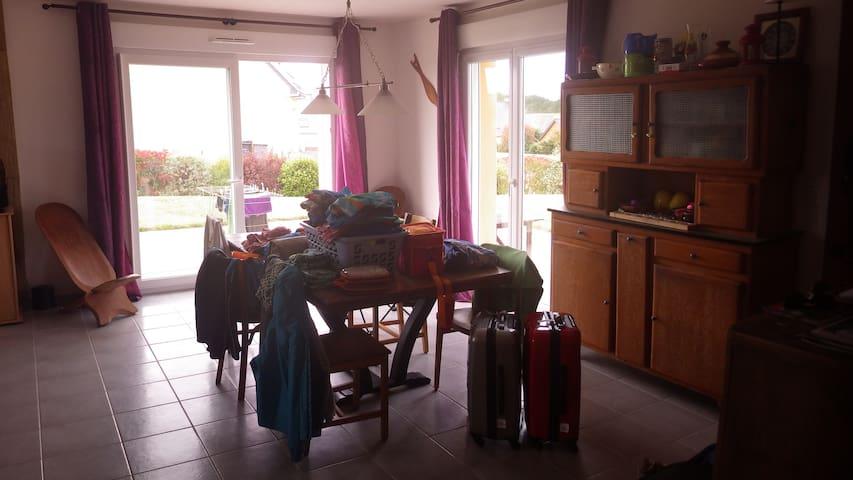 Maison au calme et à la campagne - Troguéry