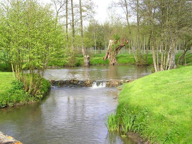 Moulin de Croulard ST AGNAN/SARTHE - Saint-Agnan-sur-Sarthe - Huis