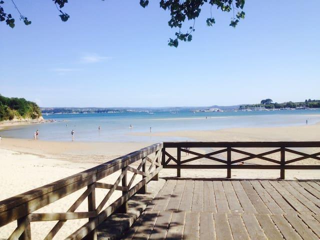 Vacaciones en la costa - Ares - Leilighet
