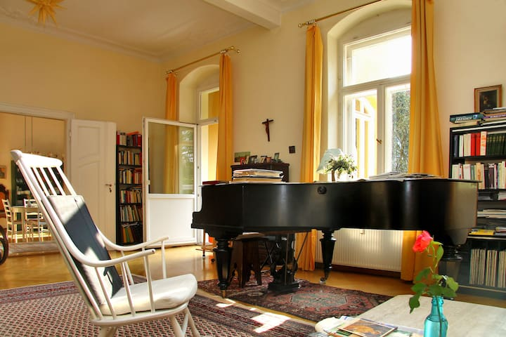 Here you can really enjoy Dresden! - Dresde - Bed & Breakfast