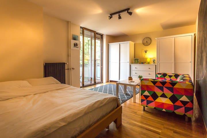 Ultra central 1-room apartment - Timișoara - Daire