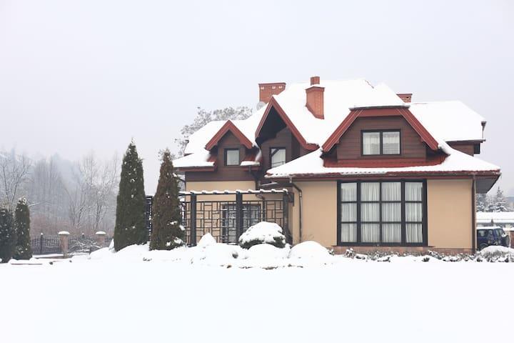 WILLA ZAZAMCZE - Muszyna - Casa