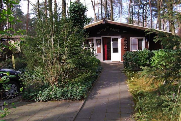"Chalet ""Wai Wurry""  in Limburg near Maastricht! - Lanaken - Chalet"