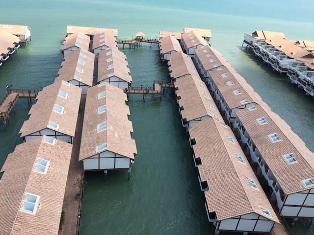Lexis Water Chalet 2 Port Dickson - Port Dickson