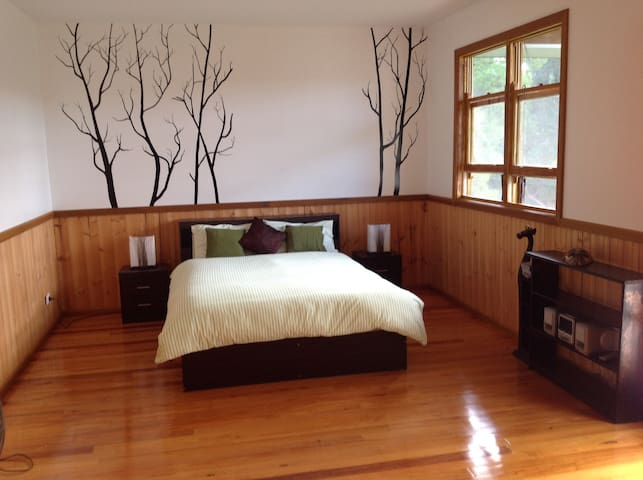 Country Cottage, separate from main house. - Kurrajong - Casa de campo
