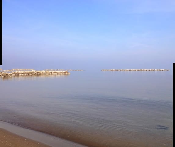 50 mt dalla spiaggia - Campomarino Lido - Lägenhet