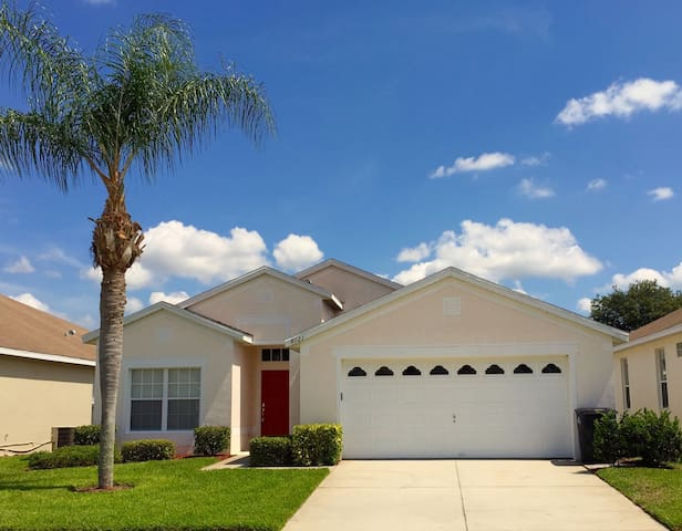 Perfect Location!! SummerSide Palms - Kissimmee - Hus