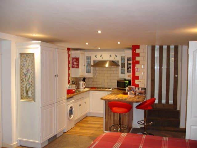 A warm comfortable & homely escape - Hebden Bridge - Apartamento