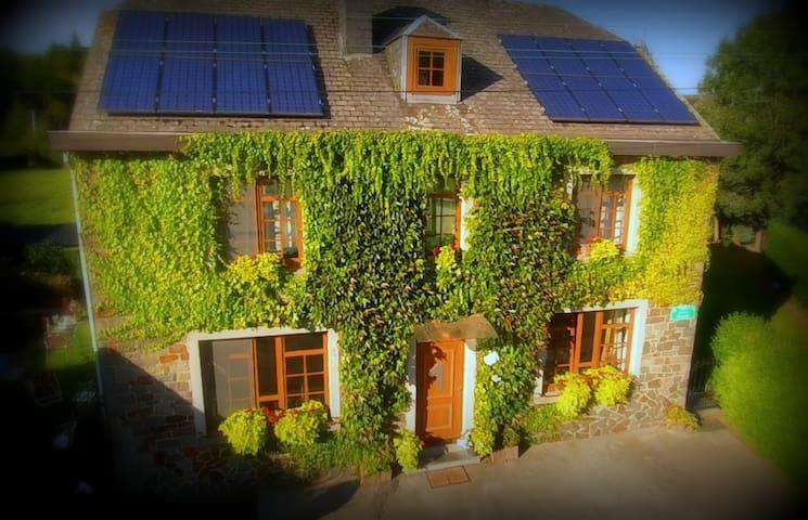 Chambre douillette ardennaise  - Marche-en-Famenne - Lägenhet