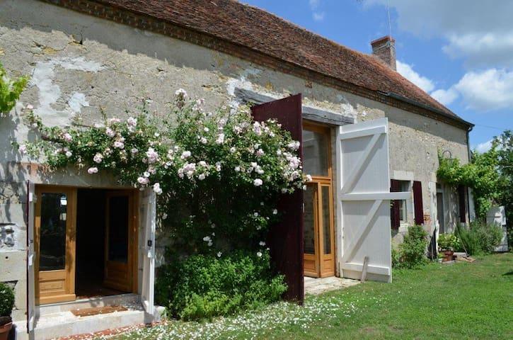 """LA THIBAUDE"" 58240 LIVRY (Bourgogne) - Livry - Casa"