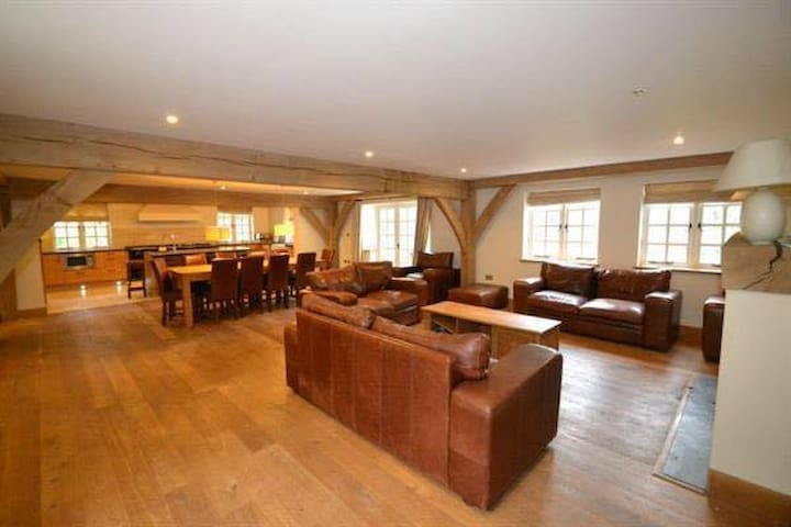 Beautiful 5 bedroom luxury home! - East Budleigh - Maison
